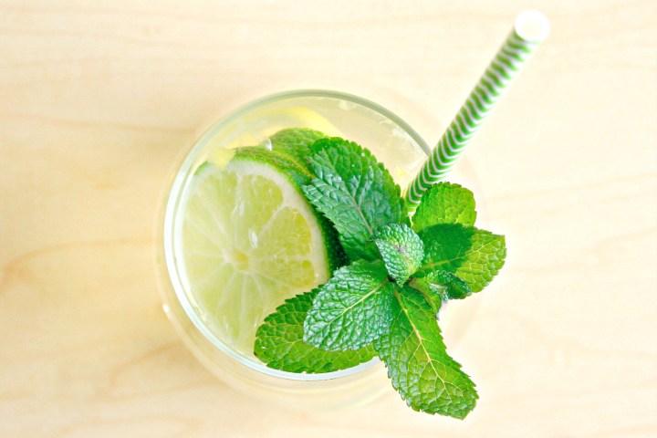 minty lime sangria 3