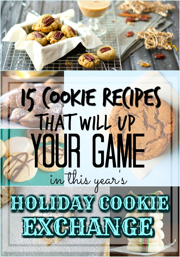 Holiday Cookie Exchange Feature