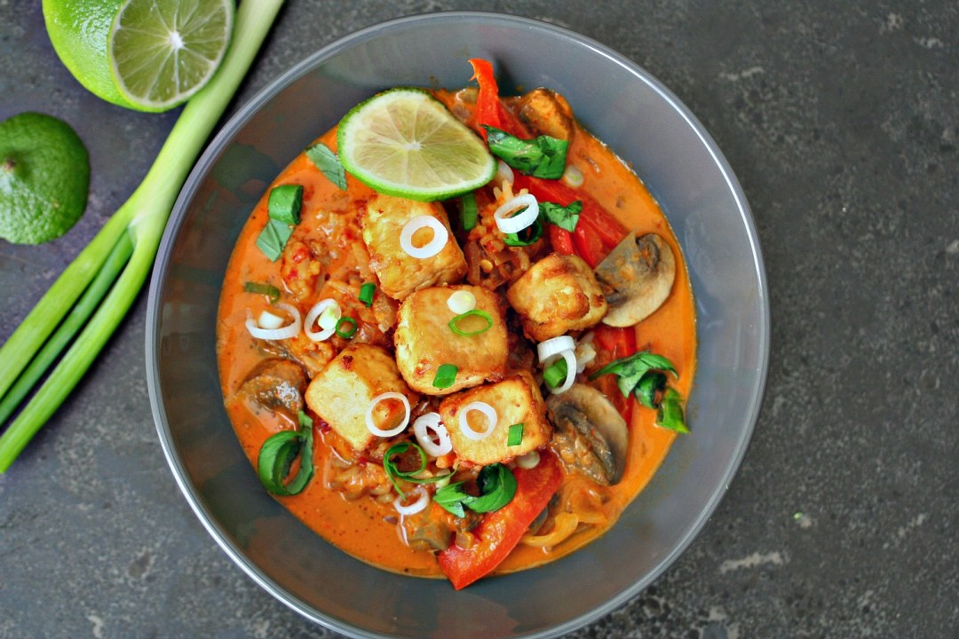 Easy thai red curry with tofu killing thyme easy thai red curry with tofu jump to recipe forumfinder Image collections