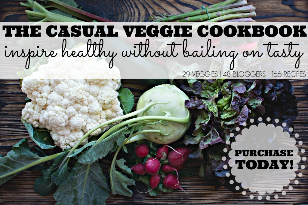 The Casual Veggie Article Banner
