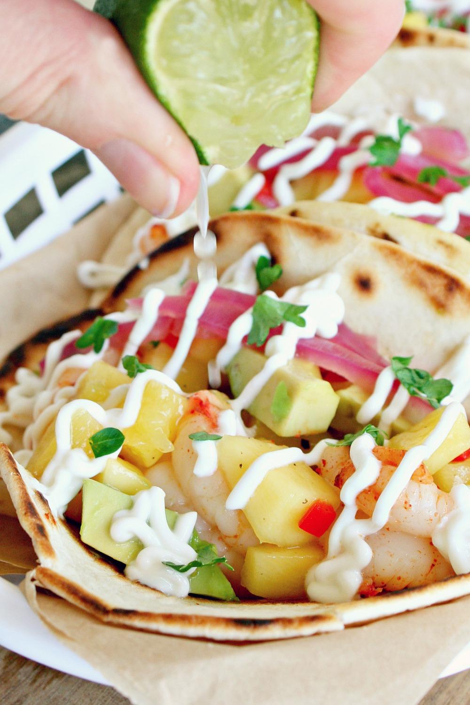 Shrimp Tacos 2