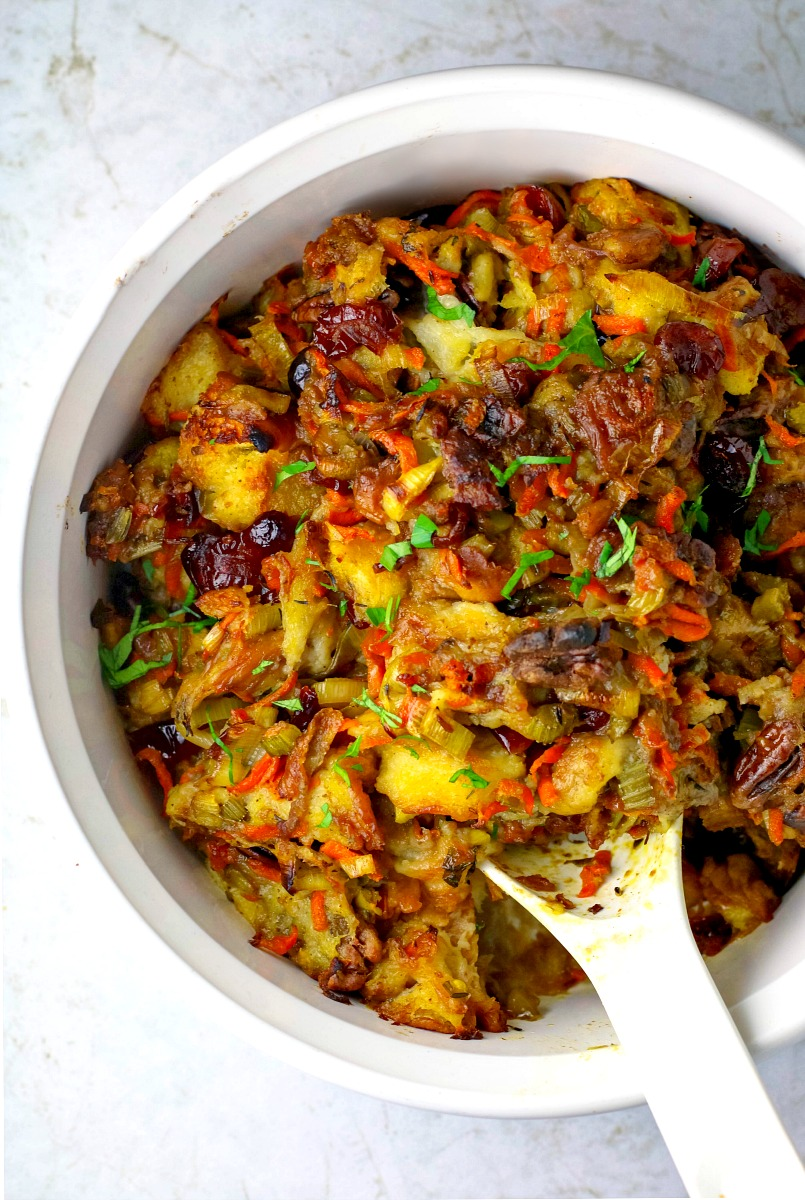 vegetarian-slow-cooker-stuffing-7
