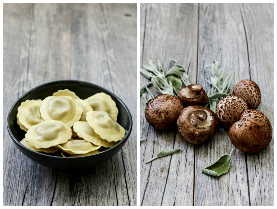 ravioli-and-mushrooms