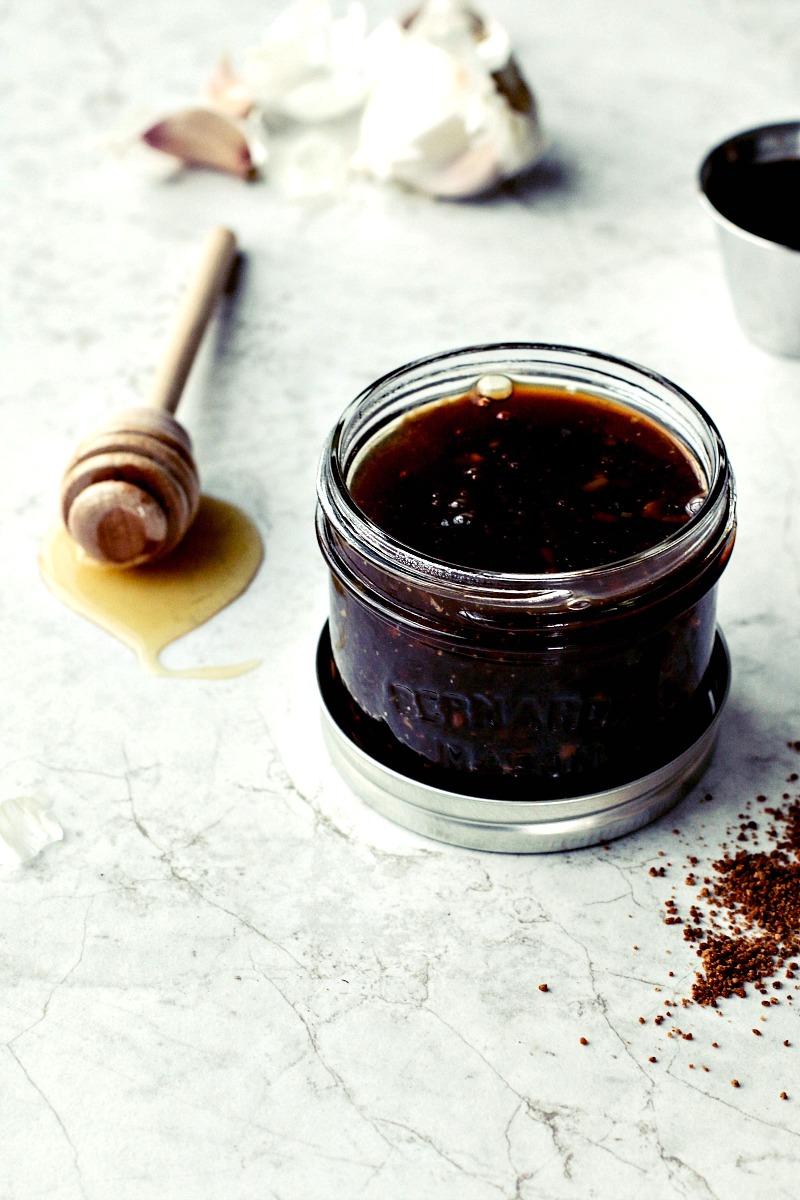 Homemade Teriyaki Sauce | Killing Thyme
