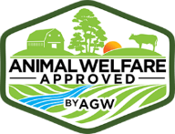 Animal Welfare Approved label