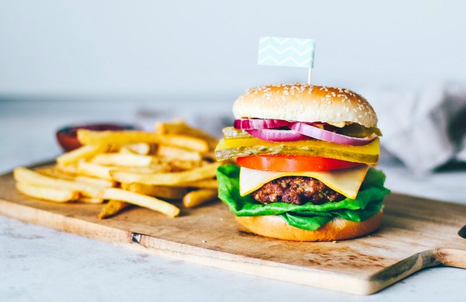 Best Homemade Burgers {Grass-Fed Beef Burgers} | Killing Thyme