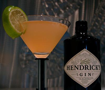 The Hendricks Pegu