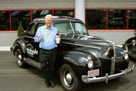 Junior-Johnson-with-1940-Ford-Bootlegging-Car