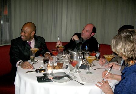 Iron Bartender Celebrity Judges