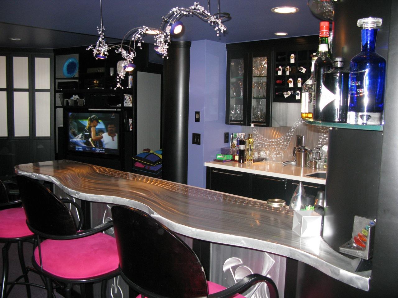 Home Basement Bars New Basement Bar Contest From Grants Whisky The Pegu Blog