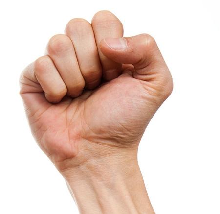 Grabbing Hand by ISOStock at DeviantArt