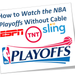 NBA Playoffs & Finals on Sling TV