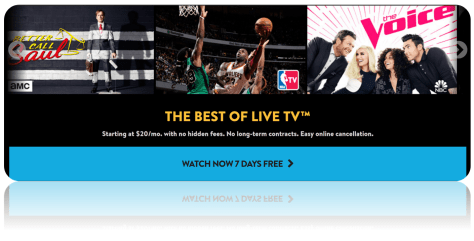 NBA Playoffs on Sling TV