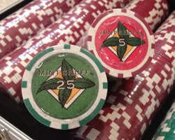 Mint Snuff Poker Chips2