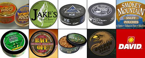 Smokeless Alternative Reviews - Fake Dip, Fake Tobacco