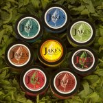 Jake's Mint Chew Amps Up Flavors & Addresses Pouches