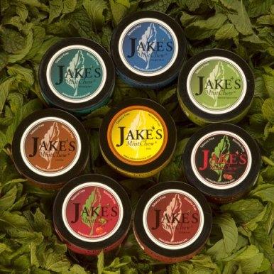Jake's Mint Chew Sampler Pack