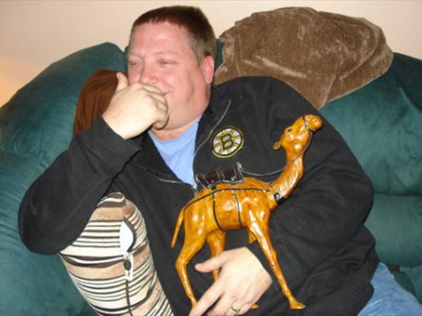 11x4 & His Camel