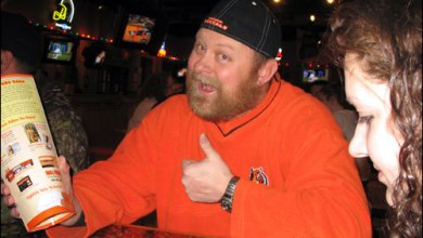 Thumbs Up From WhoDey!