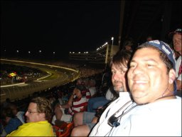 Night Time At The Races