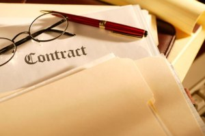 Contract To Give Up