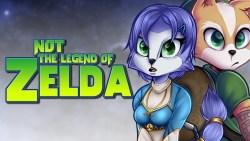 Not The Legend of Zelda