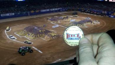 Photo of Midwest04z Representing KTC at Monster Jam!