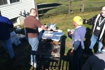 Clampy & btdogboy - A Well Oiled BBQ Machine