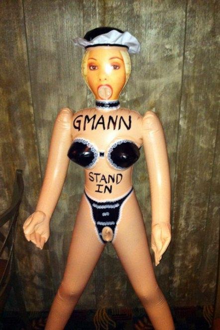 Gmann Makes An Appearance
