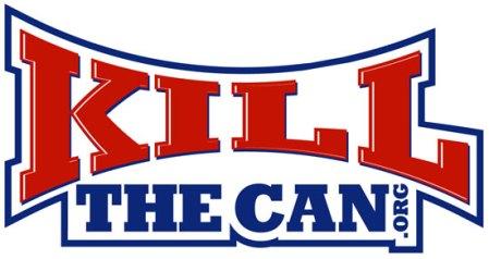 Kill The Can.org Logo