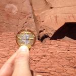 Cave Drawings In Sedona With Lazytrader