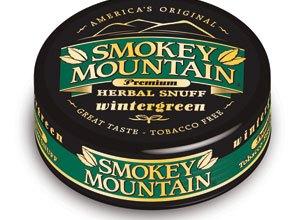 Photo of Smokey Mountain Snuff Ingredients