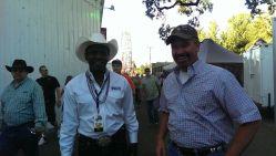 Bronc & Zillah Cowboy - St.Paul, OR Rodeo