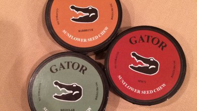 Photo of Gator Sunflower Seed Chew Review
