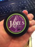 Jake's Mint Chew - Blackberry