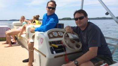 Photo of Steevo & Hydro Go Boat Camping In Centerville, SC