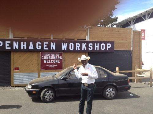 Bronc At The Copenhagen Workshop