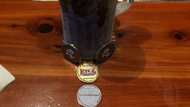 Photo of KillTheCan.org HOF Coins Grabbing A (Root) Beer