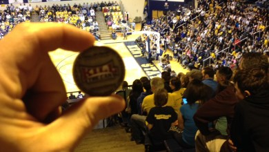 Photo of Chewie Checks Out The Flashes Vs. The Zips