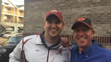 Photo of Jtbrown & Duathman – Opposing Colors at the Iron Bowl