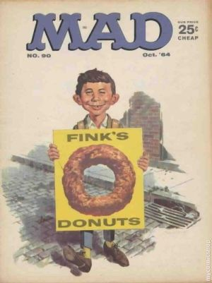 MAD Magazine Issue 90