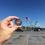 Chewie At Cedar Point
