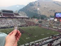 Luby at University of Montana 8.29.2015