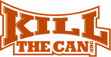Kill The Can.org Orange Logo