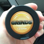 Grinds Coffee Pouches Caramel Review