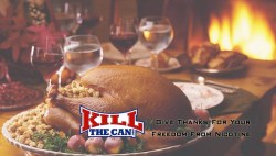 Thanksgiving - Freedom From Nicotine