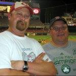 WhoDey & UncleBubba – Great American Ballpark