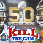 Super Bowl 50 Square KillTheCan