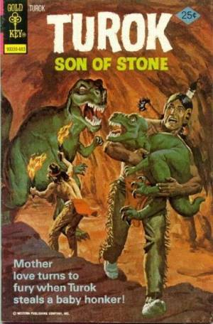 Turok Son of Stone Issue 102