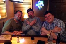 Chewie, WhoDey & Steve1357